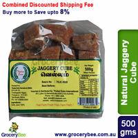 Natural Jaggery Cube 500g