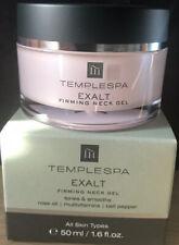 Temple Spa Exalt - 50ml Neck Firming Cream - Brand New, Boxed + Unused!