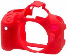 1 un cuerpo de cámara caso de silicona suave cubierta protectora anti-rayadura Para Canon M50