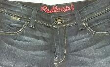 Levi Redloop Slim Fit Jeans W28 28l measured dark blue ex cond