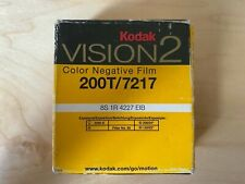 Super 8 Kodak Vision 2 Color Negative Film 200T/7217