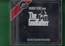THE GODFATHER OST COLONNA SONORA IL PADRINO CD NUOVO SIGILLATO