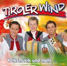 Volksmusik und mehr...aus Südtirol von Tiroler Wind (2009)