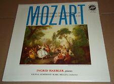 Ingrid Haebler MOZART Piano Concertos No.19 & 20 - Vox STPL 511.010 SEALED