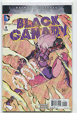 Black Canary #9 Rosenberg Morita  Loughridge   DC Comics Near Mint Unread MD1