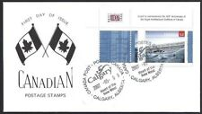 Canada  # 2215a  SPECIAL ROYAL ARCHITECTURAL INSTITUTE CACHET     New 2007 Issue