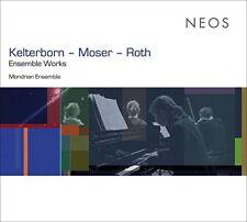Mondrian Ensemble - Kelterborn  Moser  Roth [CD]