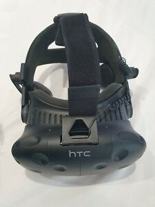 HTC Vive Virtual Reality Headset Only With deluxe Audio  strap