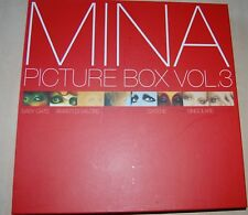 Mina ‎– Picture Box Vol. 3      10 lp Picture box.    Vinyl