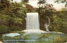 Kalamazoo, MICHIGAN - Comstock Falls - 1911