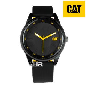 Men's Caterpillar CAT 42mm Black Watch LJ.160.21.127