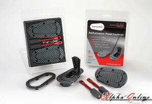 Aerocatch Carbon Plus Fluh Bonnet Catch Fastener Pins 120-3000 *Genuine Item*