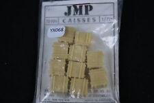 YX068 JMP 1/35 kit resine diorama 72 026 Caisses bois planche caisse