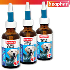 Beaphar 3 x 50 ml Sensitiv Augenpflege