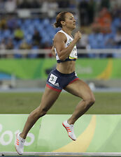Jessica Ennis Hill Unsigned photo Rio Olympics 2016 (no 7)