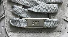 New Pair Silver Nike Air Force 1 Metal Emblem Aglet jumpman supreme cdg cactus