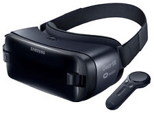 Samsung SM-R324NZAABTU Galaxy Gear VR Headset with Controller - Orchid Gray