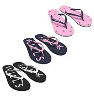 Ladies Jack Wills Classic Comfortable Elland Flip Flop Sandals Sizes from 3 to 8