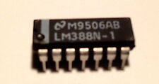 National LM388N-1 Audio Power Amplifier - NOS