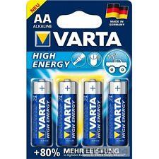 VARTA High Energy MIGNON Batterie BLI4 1,5V AA 4 Stück Batterien
