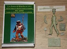 LES ARMEES DE WATERLOO- FUSILIER 45ème REGIMENT-1815-NAPOLEON-WATERLOO-54 mm