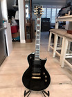 ESP LTD Deluxe EC-1000 6 String Electric Guitar - with soft padded case.