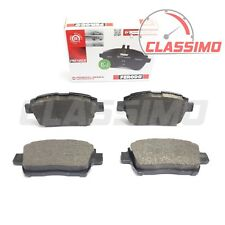 Ferodo Front Brake Pads for TOYOTA MR2 Mk 3 W30 - all models - 1999 to 2007