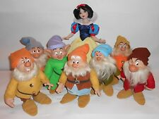 Disney's Snow White & the Seven Dwarfs Porcelain Dolls Limited Edition of 2500