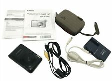Canon Power Shot SD1400IS With Accessories NO MEMORY CARD