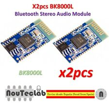 2pcs BK8000L Bluetooth Stereo Audio Transmission Speaker Amplifier Module SPP