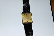 Mechanical (Hand-winding) OMEGA Square Wristwatches