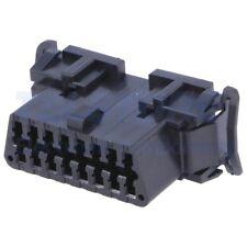 1 pcs MX-51115-1601 Connettore diangostici OBD II spina/presa femmina PIN 16 MOL