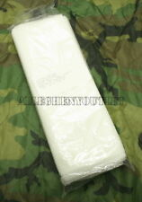 3- Snow White Camo Netting 5ft X 8ft Sniper Goose Blind Cover Ghillie Mesh NEW