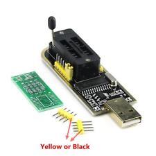 Escritor Del BIOS Flash LCD Serie CH341A 24 EEPROM Quemador Programador USB