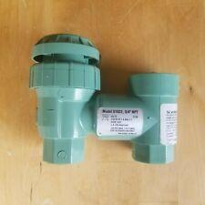 """New listing Orbit Watermaster 3/4"""" Anti-Siphon Sprinkler Control Valve 51022P See Pics"""