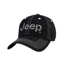 Jeep® Classic Black Cap