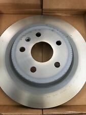 (2) GENUINE OEM Saab 2010 -2011 9-5 REAR Brake Rotor 13502199  NOS MADE IN SPAIN