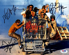 MTV Jackass Cast Signed 8x10 Photo By 5 Johnny Knoxville Ryan Dunn Bam Reprint