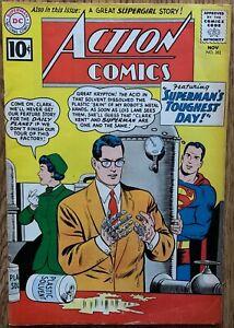 ACTION COMICS (DC,1961) #282 SILVER AGE ~