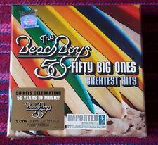 The Beach Boys ~ Fifty Big One Greatest Hits ( Europe Press ) Cd Boxset