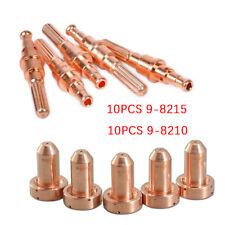 20PCS Plasma Consumables For Thermal Dynamics SL60/100 PK20 9-8215 9-8210 Handy