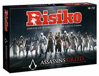 Risiko Assassin's Creed  deutsch Gesellschaftsspiel Brettspiel Strategiespiel