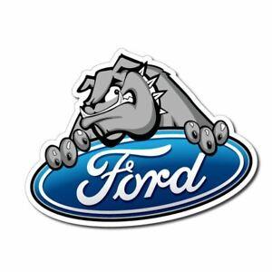 Ford Bulldog Sticker / Decal - FPV Aussie Car Ute 4x4 Straya