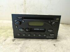 2000-2005 Saturn AM FM Radio Cassette CD Player OEM 21024009