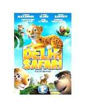 DELHI SAFARI DVD WS DIG 5.1 DVD NEW FREE SHIP TRACK CONTINENTAL US
