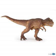 PAPO Dinosaurier - LAUFENDER TYRANNOSAURUS REX BRAUN * T-REX BROWN - 55075 - NEU