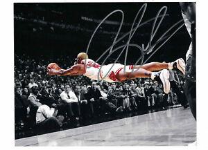 Dennis Rodman Autographed Signed 8x10 Photo Bulls Pistons Spurs (JSA PSA Pass)