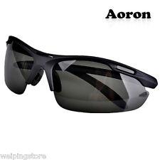 Mens Polarized UV400 Glasses Aviator Driving Goggles Cycling Sunglasses Eyewear
