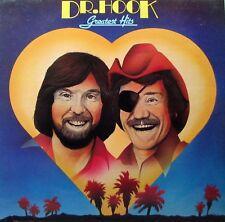 DR. HOOK Greatest Hits LP    SirH70