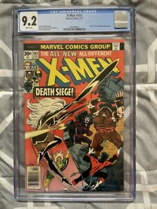 X-MEN #103 CGC 9.2 WHITE PAGES